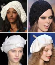 Cappelli cool per l'inverno