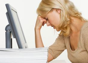 Le cause dello stress a lavoro