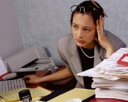 8 regole per un lavoro stressante