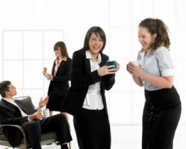 Come farti degli amici al posto di lavoro