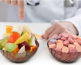 Alimenti al posto di farmaci