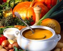 La zuppa, una pozione magica per un autunno sano
