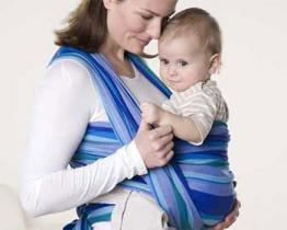 Il porta-bebe ', un pericolo per il bambino