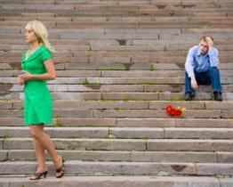 Come attraversano le donne e gli uomini una separazione
