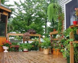 fonti d 39 ossigeno in casa decorare balcone e terrazza le migliori piante e lampade. Black Bedroom Furniture Sets. Home Design Ideas