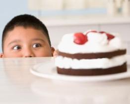 Il rischio di obesità nei bambini