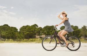 Andare in bicicletta in città: sano o no?
