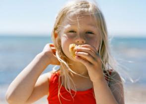 Il pericolo dei panini per i bambini!