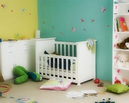 La stanza del bambino dovrebbe avere personalità