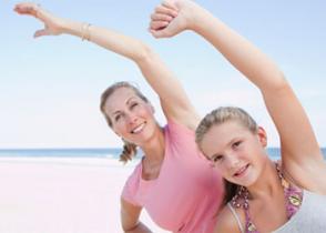 Non lasciate i vostri figli giovani diventare vittime della sedentarietà!